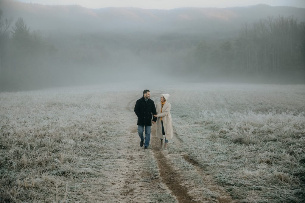 Gatlinburg Engagement Photography Pigeon Forge Photographer Sevierville Couple Photos