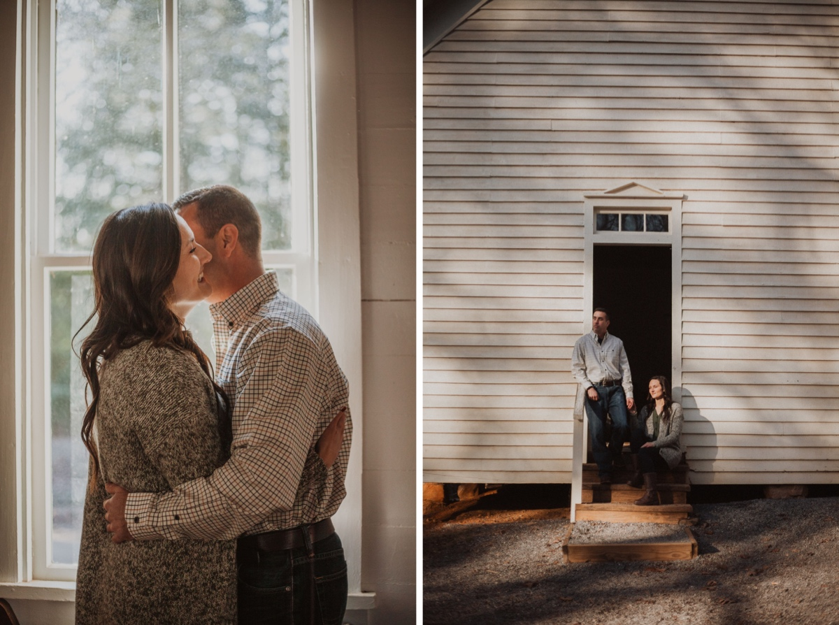Where To Propose In The Great Smoky Mountains Photographer Gatlinburg