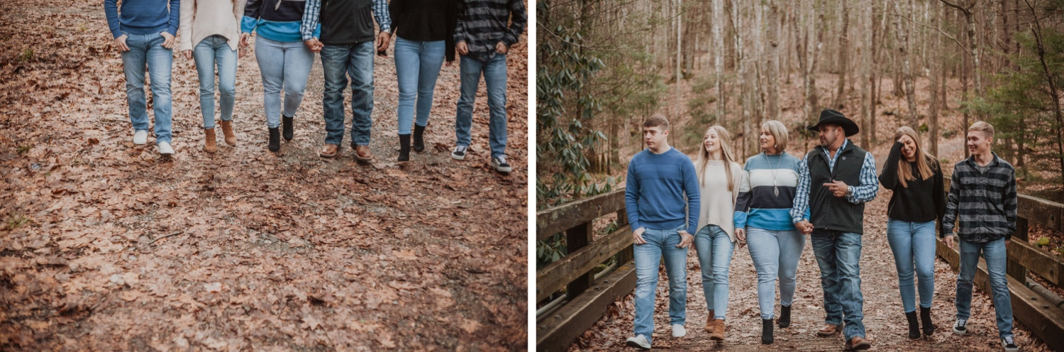 Family Photography In Gatlinburg Pigeon Forge