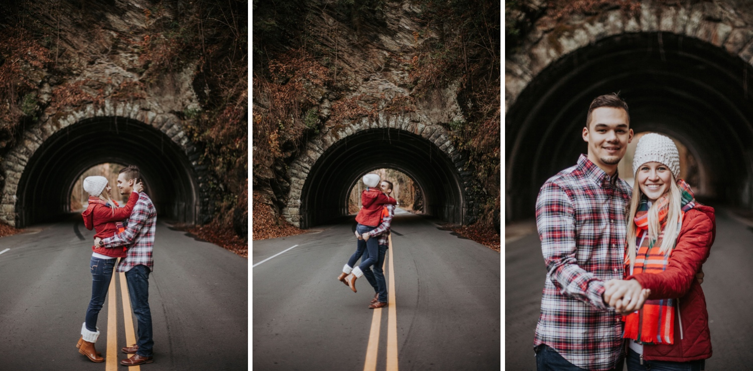 Cades Cove Engagement Photography Gatlinburg Tennessee Photographers Pigeon Forge Smoky Mountains
