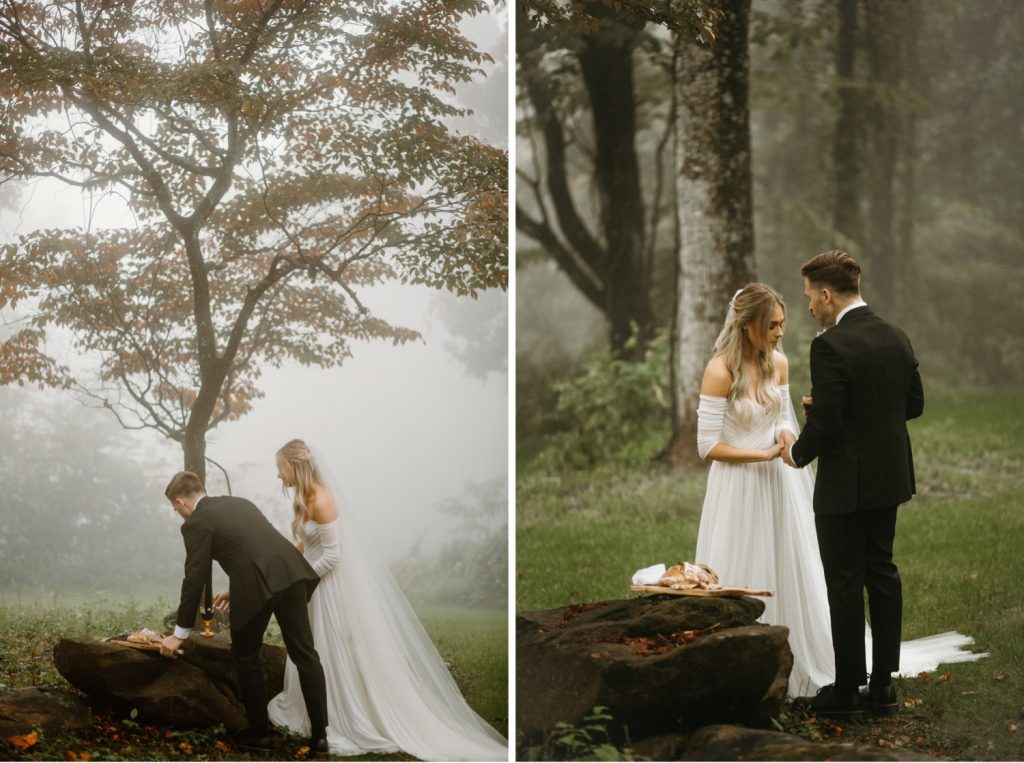 Piper + Morgan - Wedding Photography In The Smoky Mountains Gatlinburg Elopement Pigeon Forge Townsend Weddings